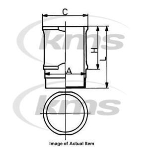 NEW-Genuine-Kolbenschmidt-PISTON-CYLINDRE-manches-89060110-Haut-allemand-Qualite
