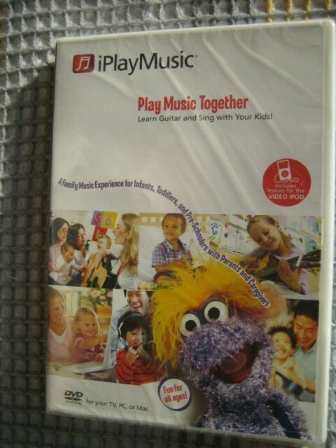 iPlay Music 'Play Music Together' Learn Guitar and Sing - New & Sealed  FREEPOST