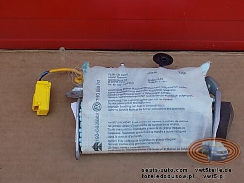 VW T5 airbag cover right curtain 7H0880742