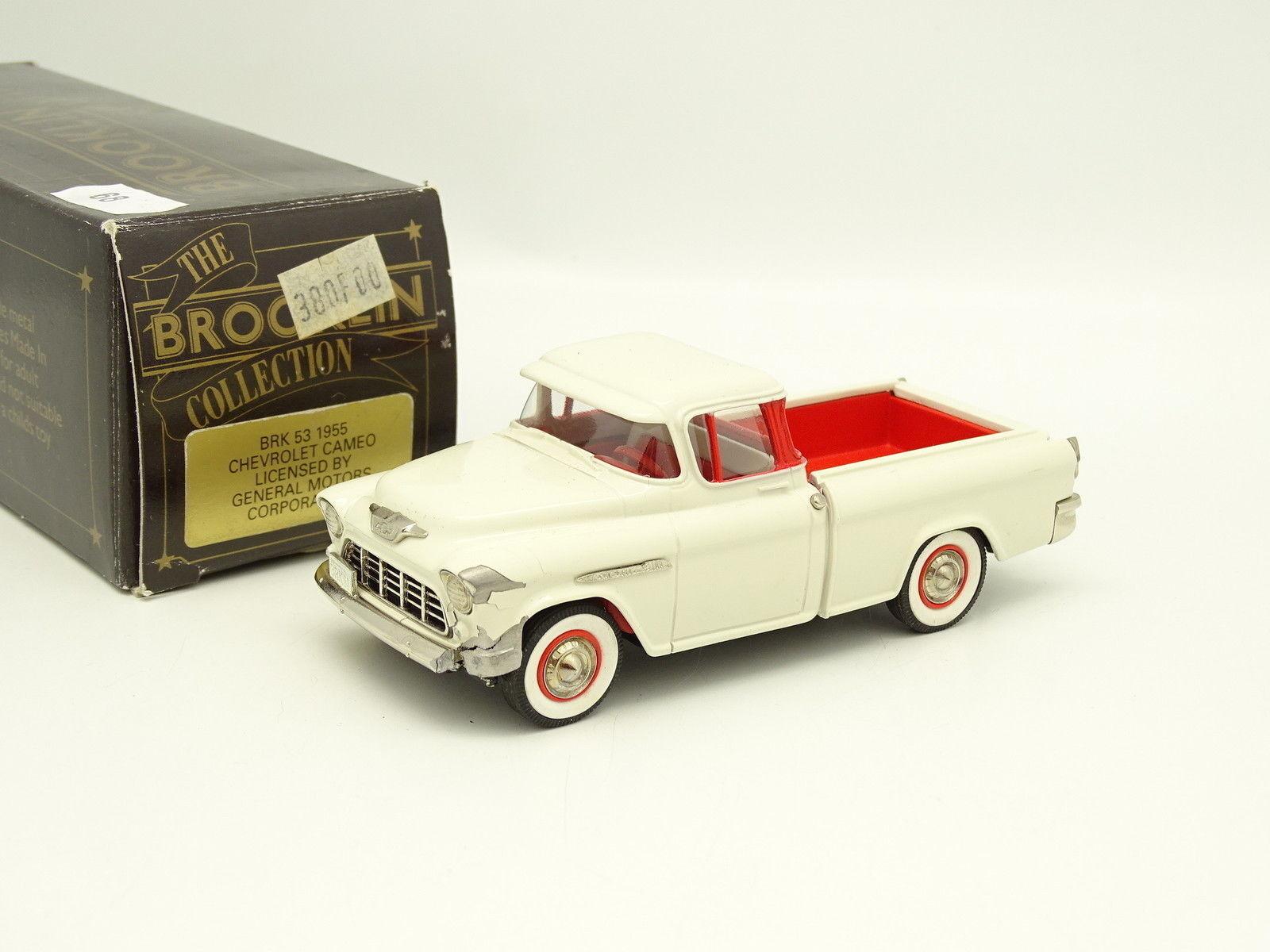 Brooklin 1 43 chevrolet cameo pick up 1955