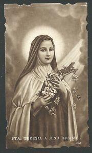 image pieuse ancianne de Santa Teresita santino holy card estampa Xq7rr4Jz-08055953-223850681