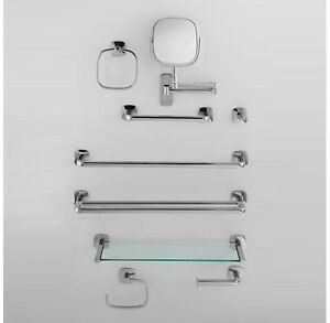 Image Is Loading Bathroom Ings By Robert Welch Stainless Steel And