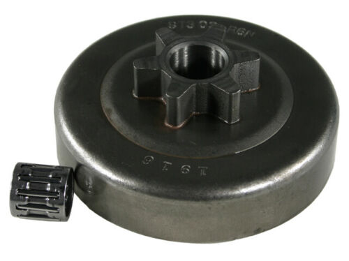 Embrague campana 3//8 6z para Stihl 009 010 011 012 Chain Sprocket