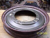 "9N,2N FORD TRACTOR 19"" FRONT WHEEL"