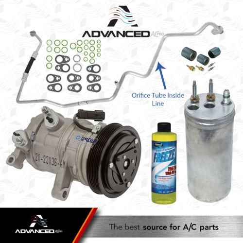 New AC A//C Compressor Kit Fits 2006 2007 Jeep Liberty V6 3.7L ONLY