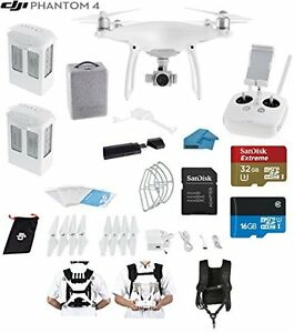 DJI-Phantom-4-Quadcopter-Drone-with-4K-Video