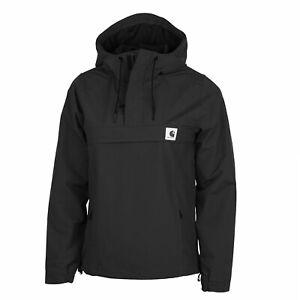 Carhartt WIP Yukon Parka Black giacca uomo pesante con