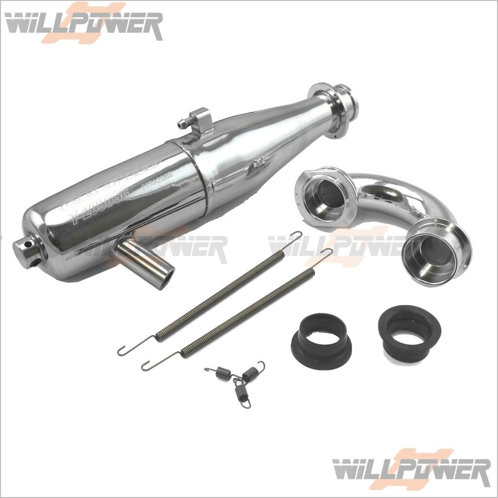 T-2090SC EFRA2089 Exhaust Pipe  72106192 (RC-WillPower) O.S.
