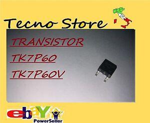 TRANSISTOR-SMD-TK7P60-TK7P60V