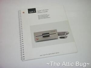 """Apple Ii 5,25 """"lecteur Guide Du Propriétaire ~ ~ Page 118 édition Livre Ringbound-afficher Le Titre D'origine Rljw40iq-07181028-931168778"""
