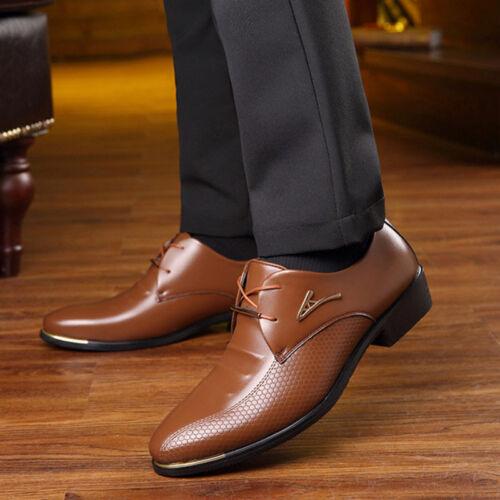 Indossare Pizzo Formale Matrimonio Flats Casual Scarpe Pelle Oxford Business ZxqxHR