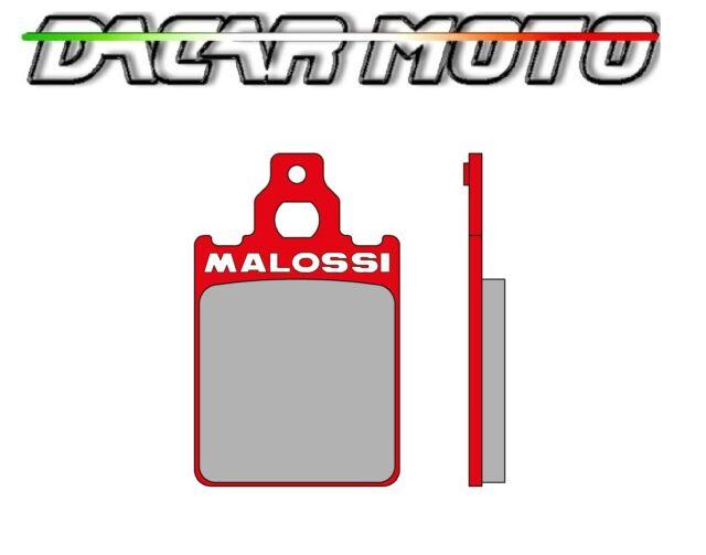 6215047BR MALOSSI PASTILLA DE FRENO MHR VESPA 125 PX 2T Delanteros