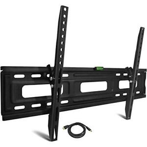 "Graphics Tablets/boards & Pens Onn Tilting Tv Wall Mount Kit For 24"" To 84"" Tvs With Hdmi Cable 2days Shipping"