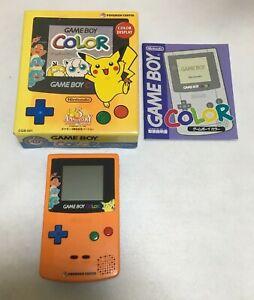 Nintendo-GameBoy-Color-Console-Pokemon-Center-3rd-Anniversary-Edition-CGB-001