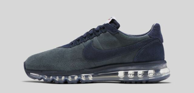 Nike Air Max LD Zero Size 10.5 Hiroshi Fujiwara Shoes Black Grey Blue 848624 002