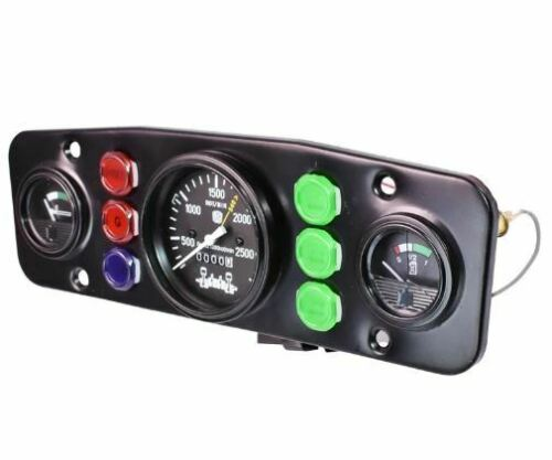 95161000 Instrument Panel Complete For Tractors Universal//Long 650
