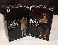 Banpresto One Piece Figure Shanks and Luffy 4th Season Volume 1 Set of 2