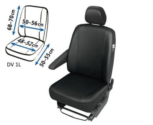Cuir synthétique sitzbezüge Ford transit 6 Housse de siège housses de protection référence déjà