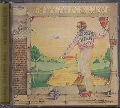 Elton John CD Goodbye Yellow Brick Road Nuovo Sigillato 0731452815927