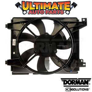 Image Is Loading A C Condenser Fan 2 0l 4 Cylinder Or