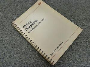 1983 1984 1985 audi 4000 quattro sedan electrical wiring diagram