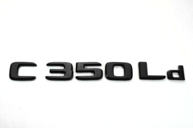 C350 Selbstklebend Schriftzug Aufkleber Emblem Badge Decal Sticker Chrome