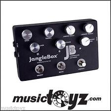 Janglebox JB3 Compressor Guitar Pedal, NEW, Auth Dealer, FREE Ship - FREE Gift