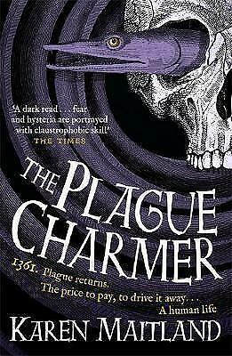 1 of 1 - The Plague Charmer by Maitland, Karen | Paperback Book | 9781472235862 | NEW