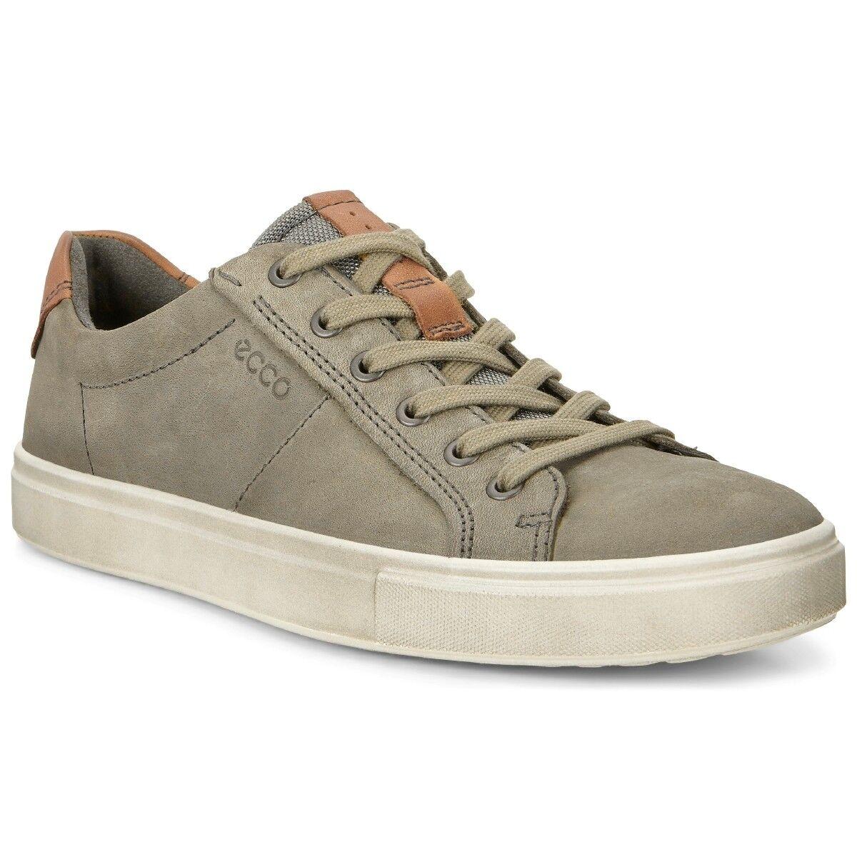 Ecco Kyle Men Schuhe Herren Sneaker Leder Halbschuhe brown Biom 530734-02114