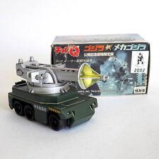 Takara Choro Q Godzilla Monster Killer Laser Car Type 90 Maser Laser Cannon