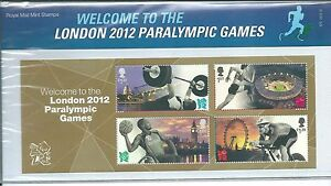 GB-Presentation-Pack-475-2012-WELCOME-TO-LONDON-PARALYMPICS-SHEET