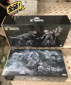 IN STOCK  Transformer G-creation MTST01 Wrath Grimlock with Ultra Maxmas Box