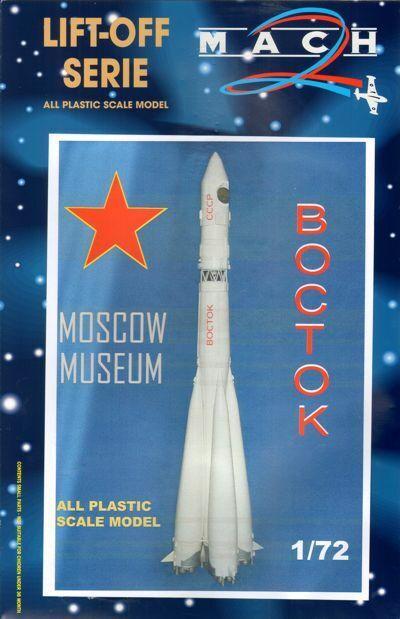 Mach 2 1 72 Vostok Moscow Museo   Paris Air Show 1967  L018