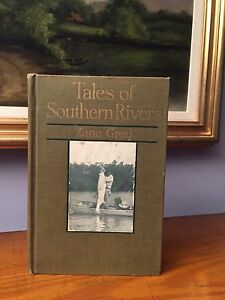 Tales-Of-Southern-Waters-By-Zane-Grey-1924-1st-Walter-Peterson-New-Hampshire-Gov