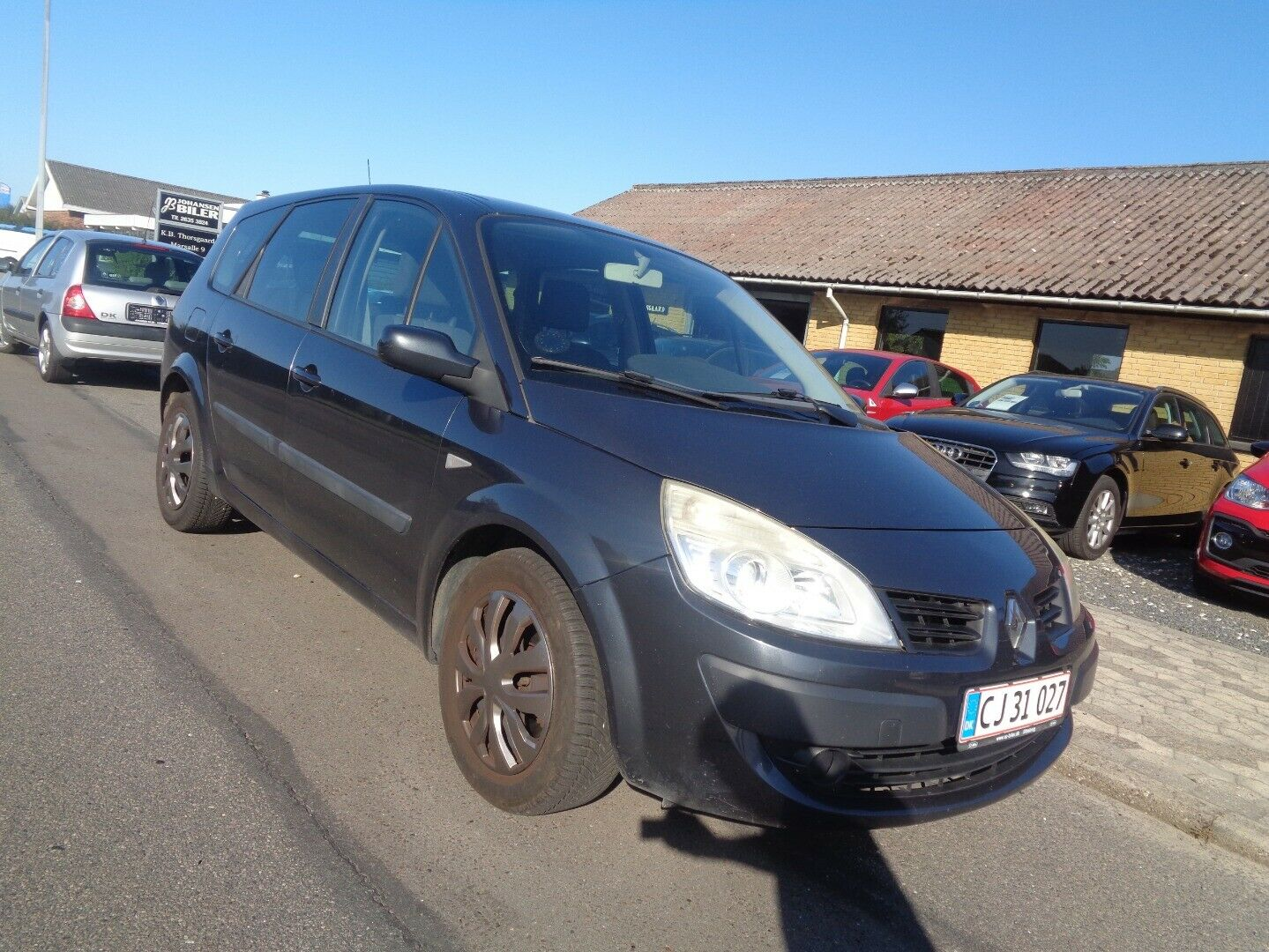 Renault Grand Scenic II 1,6 Authentique Pack 5d