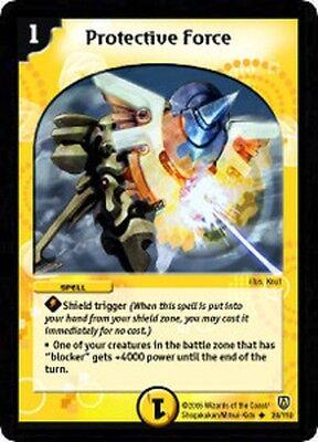 Duel Master Rumblesaur Q,DM-06,Stomp-a-Trons of Invincible Wrath
