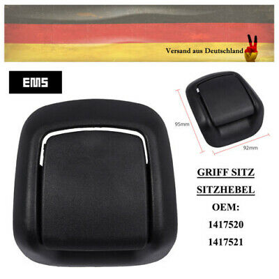 Griff Sitz Griff Sitzhebel Links Sitzverstellung 1417521 Entriegelung Hebel