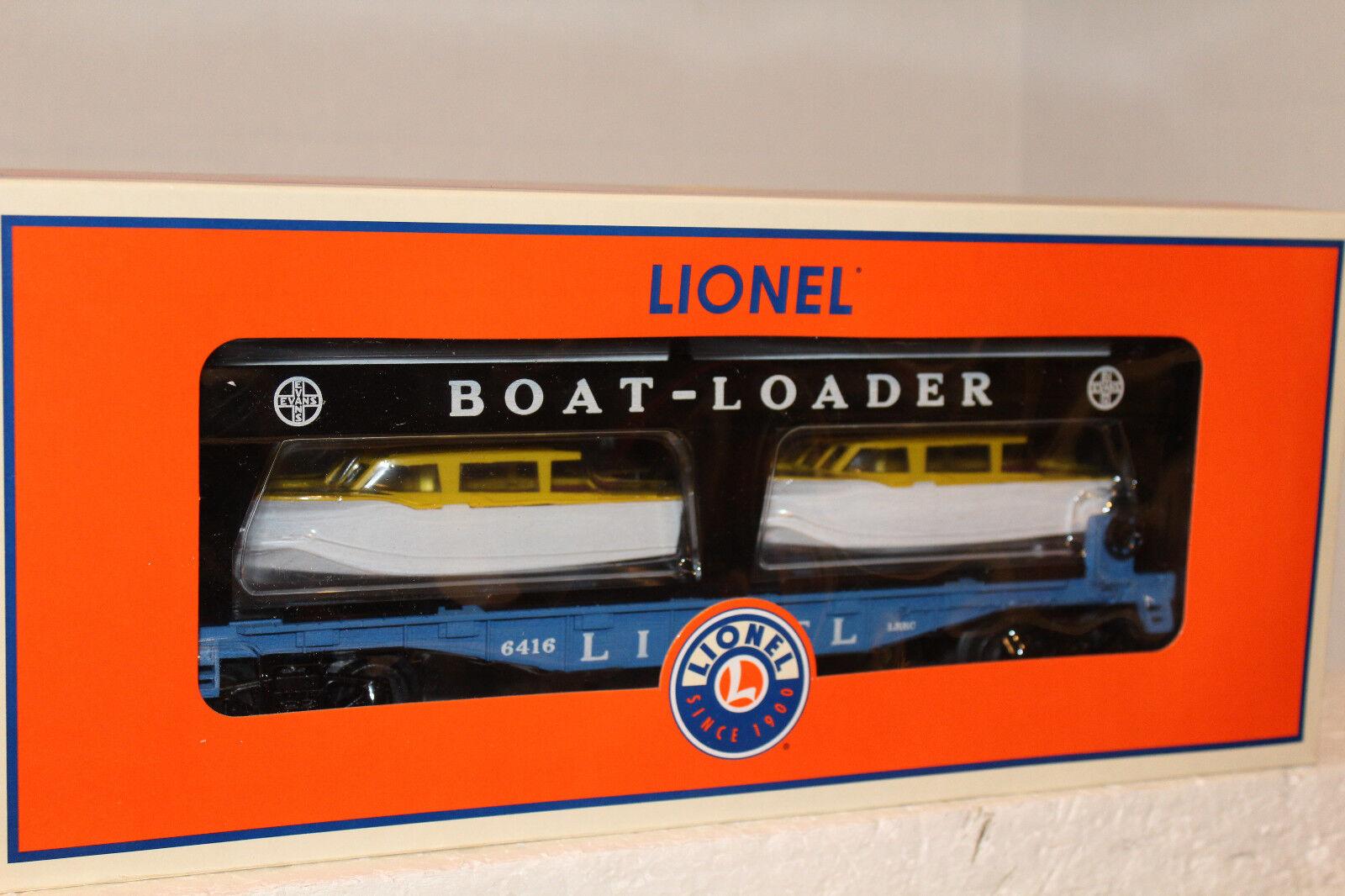 LIONEL  27943 LRRC  6416 BOAT LOADER