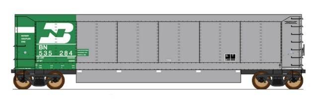InterMountain # 4403001-A01  Aeroflo Coal Gondola BN 536416 HO MIB