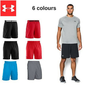 Sporting Goods Smart Under Armour Shorts Herren Heatgear Mirage Shorts 8'' Sporthose Woven 1240128 Modern Design Clothing, Shoes & Accessories