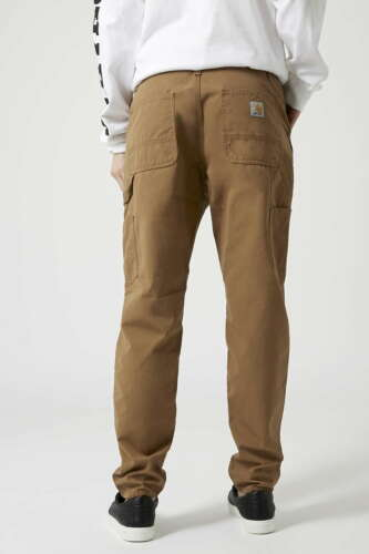 CARHARTT x/' unico Knee Pant Pantaloni II-Hamilton Brown-W30L32 RRP £ 75-NUOVO