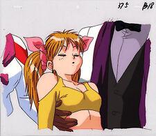 Moldiver Anime Cel Animation Art Singer OVA #2 Overzone AIC 1993