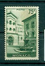 Monaco 1954 - Y & T  n. 398 - Vues de la Principauté