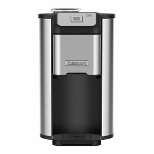 Cuisinart Single Cup Grind Brew Coffeemaker Model Dgb 1 For Sale
