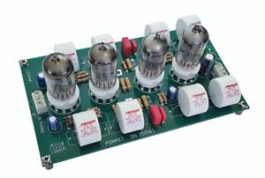 ARCHIMEDE-PCB-DIY-KIT-Preamplificatore-Valvolare-Phono-MM-Tube-Preamplifier