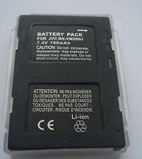 Batterie BN-VM200U BN-VM200 pour JVC GZ-MC100 GZ-MC100EK GZ-MC100EX GZ-MC100US