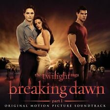 Twilight Saga -  CD Breaking Dawn 1 - BO 15 titres - Carter Burwell