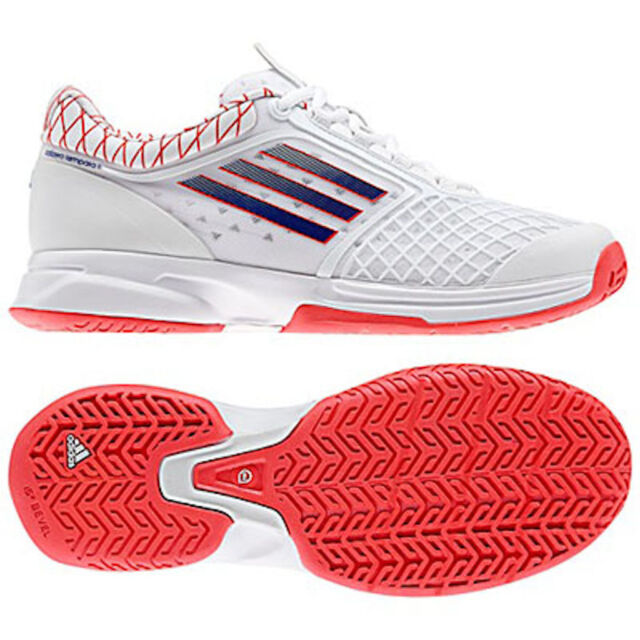 more photos e316d 2e654 WOMEN S ADIDAS ADIZERO CC ClimaCool TEMPAIA 2 II TENNIS SHOES reg  125  sneakers
