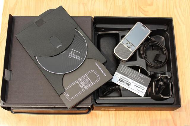 Nokia 8800 Carbon Arte - Titanium (Unlocked) Cellular Phone