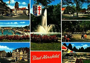 Bad-Hersfeld-Ansichtskarte-gelaufen